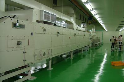 明大集团PI膜生产基地照片